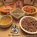 Deaf Dog Raw Feeding with Dr. Harvey's