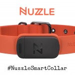 Deaf Dog Safety with the #NuzzleSmartCollar!