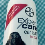 Keep your dog's ears healthy and clean with #BayerExpertCare from PetSmart. #sponsored
