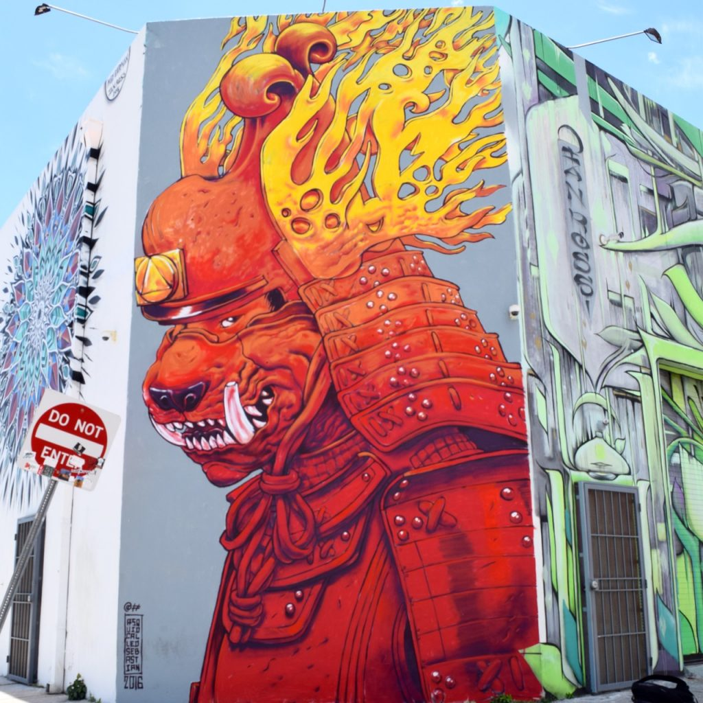 Street Art Photos of Wynwood