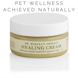 WHY I CHOOSE DR. HARVEY'S ORGANIC HEALING CREAM